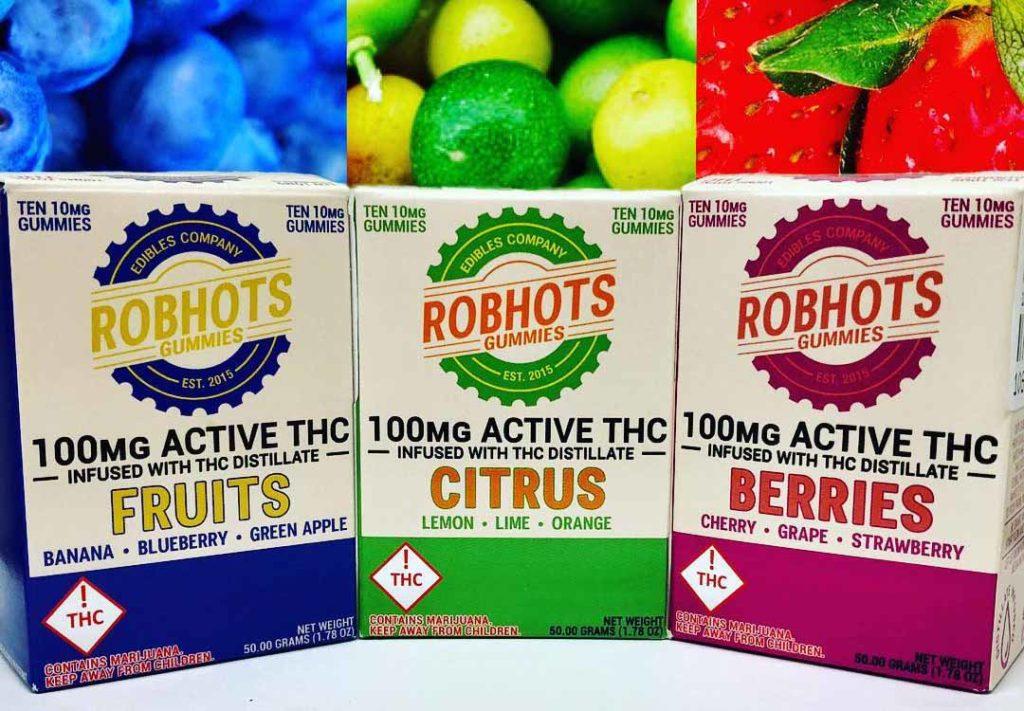 Robots Gummies